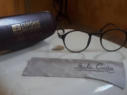 Armação de óculos redonda  - Usado