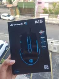 Mouse Fortrek M5 RGB Novo
