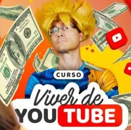 Curso Viver de Youtube (Einerd)