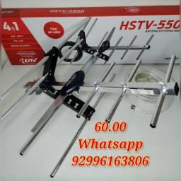 Título do anúncio: HSTV antena antena externa