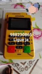 Minizinha chip2/NFC PagSeguro
