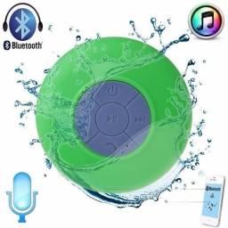 Título do anúncio: Caixinha de som aprova água para banheiro
