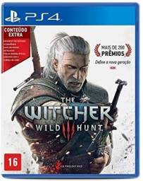 The Witcher - PS4