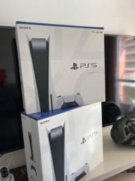 PS5 (Mídia Física)