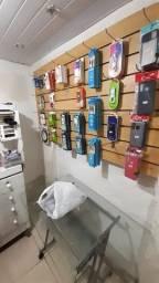 Acessórios para celulares e relógios