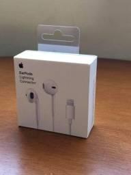 Fone Ouvido Earpods Original iPhone 6 7 8 Plus Xr Xs Top