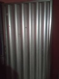 Dois portões de alumínio já usado