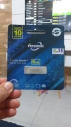 Pen drive 8 gb ( Metal )