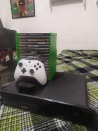 Xbox One Fat + 19 jogos