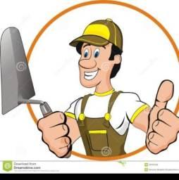 Pedreiro carpinteiro eletricista