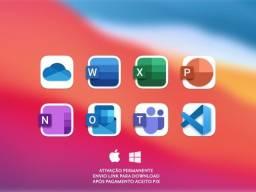 Título do anúncio: Programas Microsoft Office macOS/Windows