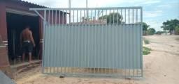 Serralheria esquadria portão grade metalúrgica
