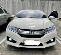 Título do anúncio: Honda City EX 1.5 Automático