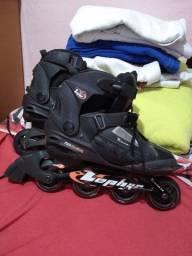 Roller + kit proteção
