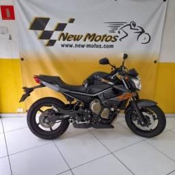 Yamaha xj 6 n segundo dono apenas 13.000 km ano 2010