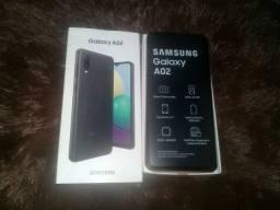 Vendo um Samsung A02 novo