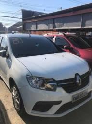 Título do anúncio: Renault Logan Life  (Completo + GNV) Entrada 10.000 + 1.095,00 no CDC