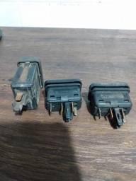 Botões VW Logus e Pointer