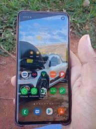 Galaxy S10 128GB Branco