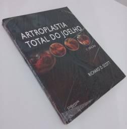 Título do anúncio: Artroplastia Total do Joelho - Livro Novo