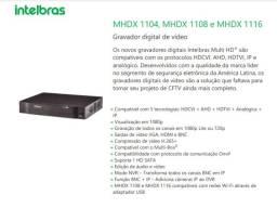 DVR Intelbras Mhdx 1104 com Hd 1tb (Novo)