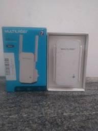 Repetidor de sinal Wifi - Multilaser