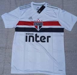 Camisa São Paulo Adidas Temp 20/21 Original Importada Entrego