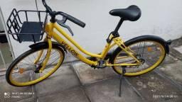 Título do anúncio: Bicicleta yellow