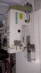 Máquina costura industrial pesponto