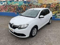 Título do anúncio: Renault logan 2015 1.6 expression 8v flex 4p manual