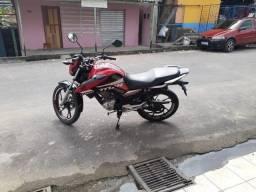 Vendo moto tintan 160 19/19