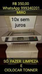 Título do anúncio: IMPRESSORA 10X SEM JUROS