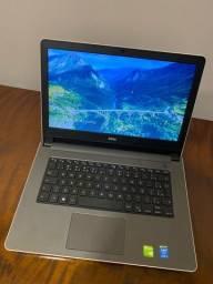 Notebook Dell Core i5 ótimo estado (leia a descrição)