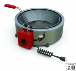 Tacho de fritura elétrico / Fritadeira