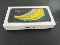 iPhone SE 64bg NOVO, na caixa