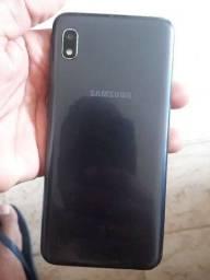 Celular Samsung A10S 32GB (6 meses de uso)