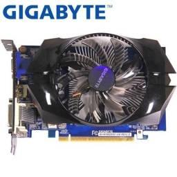 Troco placa de vídeo gt740 ddr5 1gb troco por outra placa melhor pagoa  volta