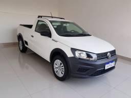 Título do anúncio: Volkswagen Saveiro -2019 1.6 Robust CS Flex 2P Manual