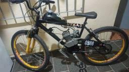 Bike motorizada 80cc troco