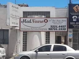 Consultório Médico vizinho a Santa Casa de Maceió.