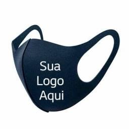Mascaras em neo prene com sua Logomarca