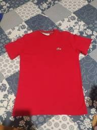 Camisa Lacoste nunca usada tamanho M