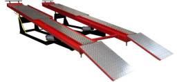 Rampa de Alinhamento Pneumática   Capacidade: 4 toneladas