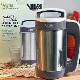 Vegan milk machine Polishop zerado nunca usado top de linha