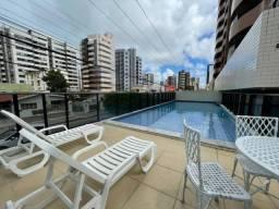 Apartamento para venda tem 110 metros quadrados na ponta Verde