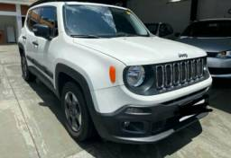 Jeep Renegade Sport 1.8 Branco único dono