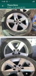 Rodas Honda Civic 16 Com Pneus 750