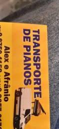 Título do anúncio: Transporte de piano
