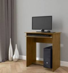 Título do anúncio: Novo Lacrado - Mesa para Computador - Marrom