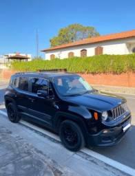 Jeep Renegade PCD c acessórios